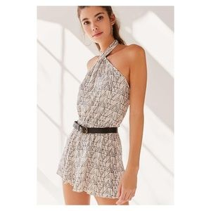 Out From Under Sarai Halter Romper